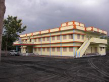 Projects - Construction of a boarding school at Reddipalem (Sarapaka)