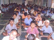 Proyectos - Reconstrucción en el colegio de Rebbavaram