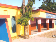 Projects - General reforms at Saint Peter School in Reddipalem (Sarapaka)